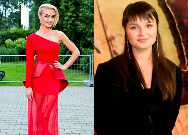 Фото Гагариной до и после диеты