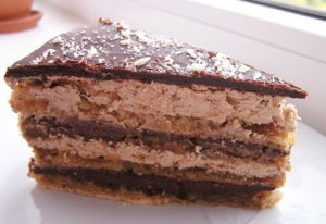 Торт Мокка
