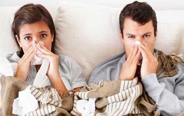 Заразен ли насморк?